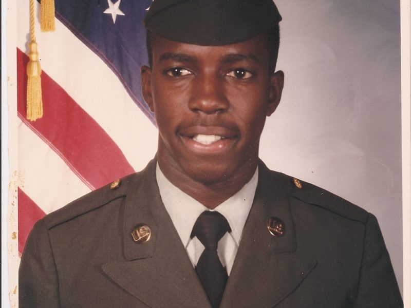 PFC Marvin Cummings 1988
