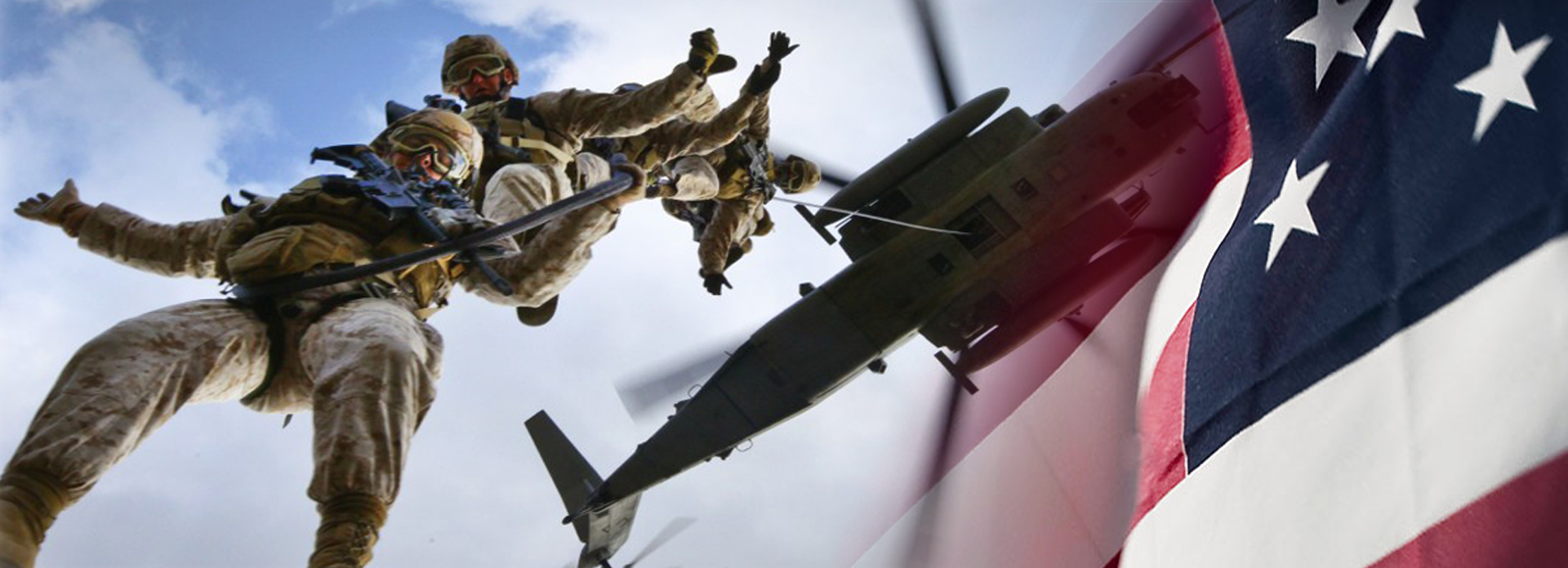 Marines @The American Veteran
