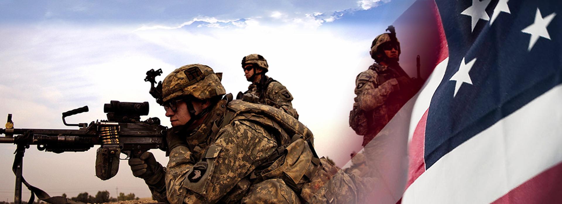 Army @The American Veteran