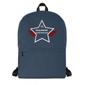 Marine Navy Blue Mid-sized Activity Backpack