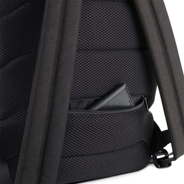 Navy Black & White Mid-sized Activity Backpack