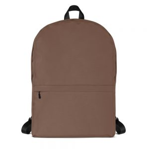 Camo Brown Mid-sized Activity Backpack