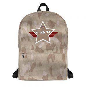 TAV Desert Camouflauge Mid-sized Activity Backpack