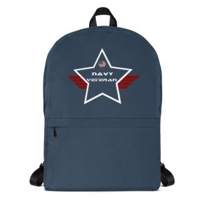 Navy Navy Blue Mid-sized Activity Backpack