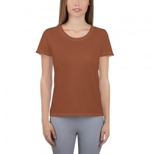 Women's Skin-tone Performance T-Shirt - 924C32