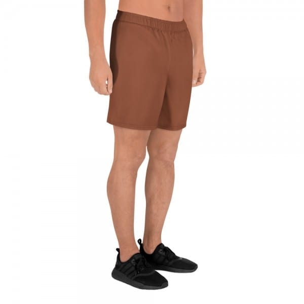 Mens Skintone Athletic Long Shorts - 924C32