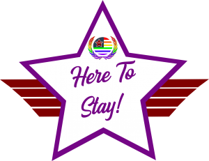 Here To Stay! LGBTQ American Veteran