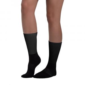 Pan-Africa Black Blackfoot Designer Socks