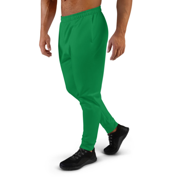 Men's Pan-Africa Green Joggers